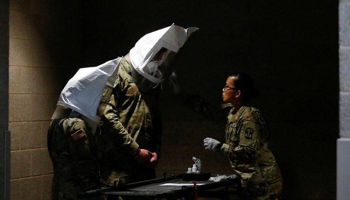 Lục quân Mỹ mất gần một năm nghiên cứu khẩu trang vải