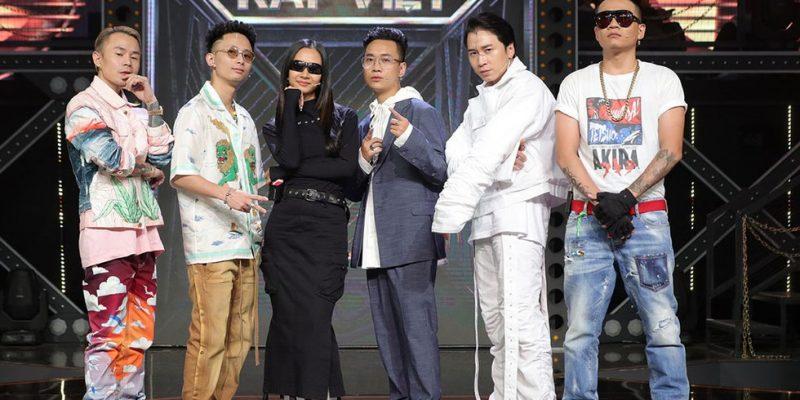Nhạc rap đang dần được lên ngôi trong thị trường âm nhạc Việt?